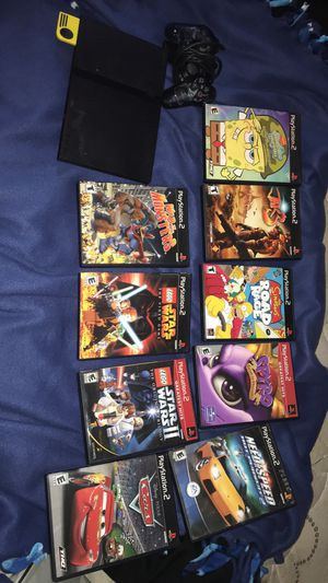 Ps2 lot rare games for Sale in Walkersville, MD