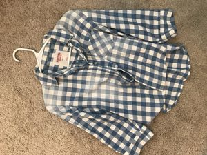 Cotton shirt, very short. for Sale in Durham, NC
