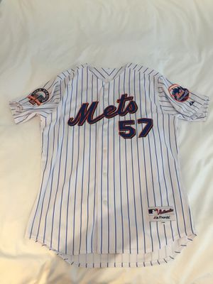 Authentic majestic NY mets baseball jersey 2008 for Sale in Miami, FL