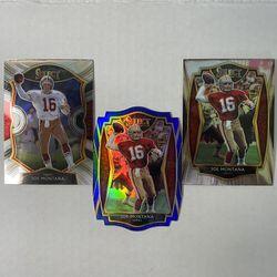 Joe Montana Select Cards  Thumbnail