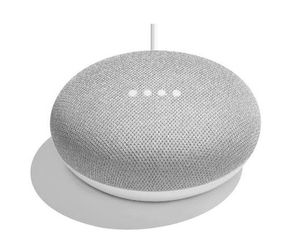 Google Home Mini Smart Speaker Grey Chalk New Unopened GREAT GIFT! for Sale in Bethesda, MD