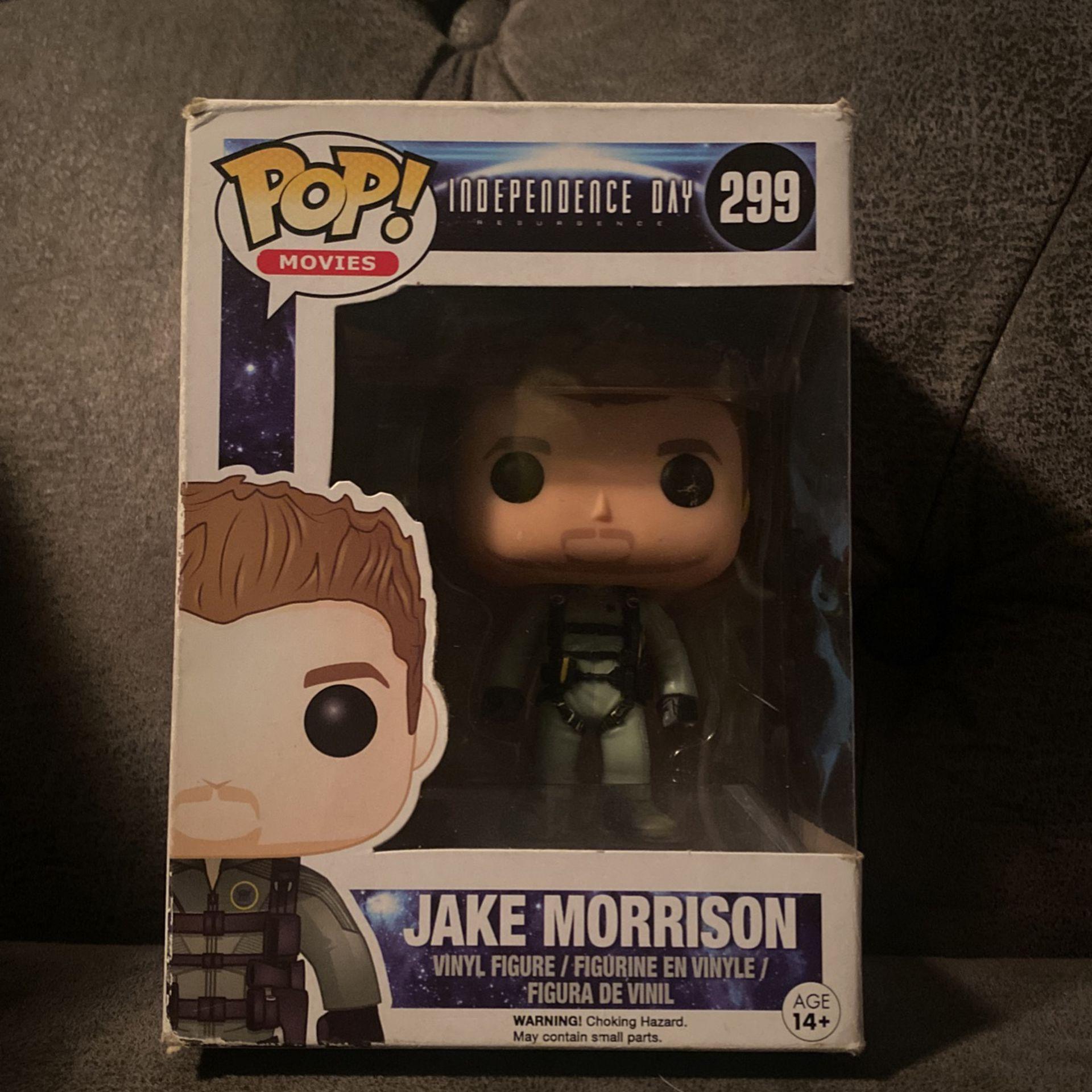 Jake Morrison Funko Pop