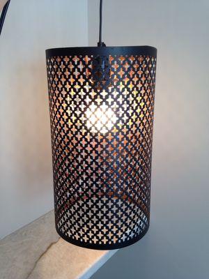 World Market pendant light (bulb included) for Sale in Sterling, VA