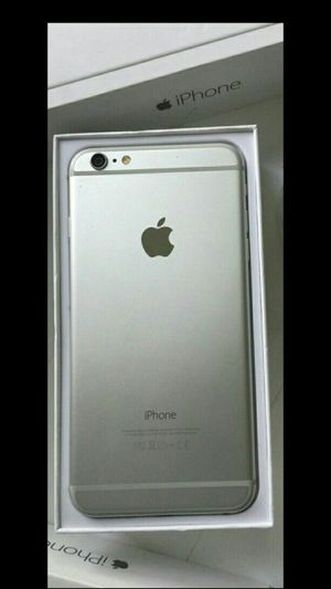 IPhone 6 Plus, 64GB, Factory Unlocked, Excellent condition. (Almost New) for Sale in Springfield, VA
