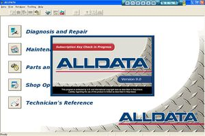 All Data 10.53 Car Truck Automotive Diognostic Software for Sale in Washington, DC