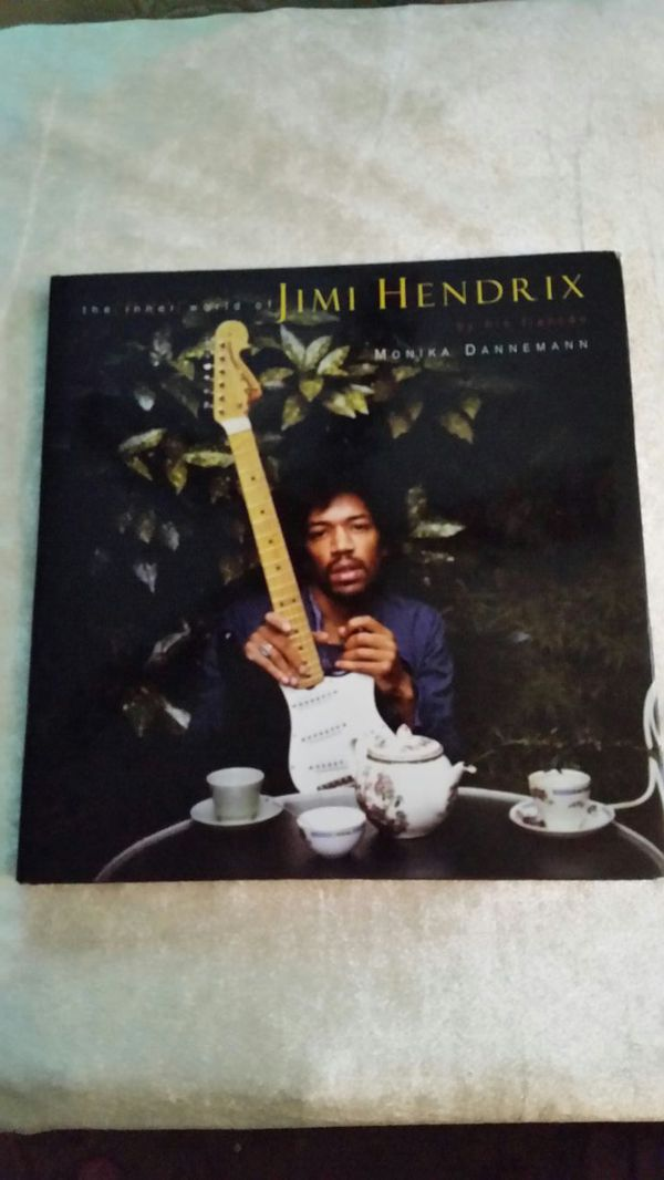The Inner World Of Jimi Hendrix For Sale In West Greenwich Ri Offerup