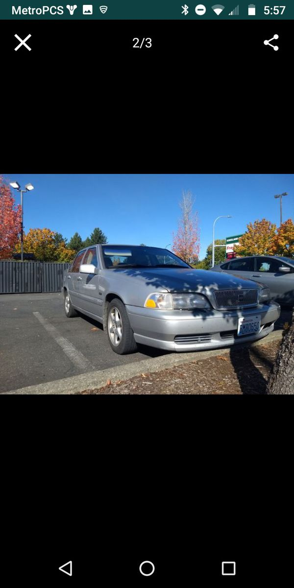 Two for one  2006 Mazda 6 and 1998 Volvo s70 GLT for Sale in Shelton, WA -  OfferUp
