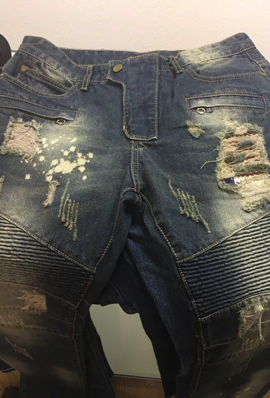 285c15a2 Bie Pa Paris men jeans for Sale in Norfolk, VA - OfferUp