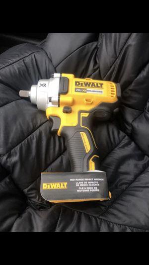 BRAND NEW DEWALT XR 20V MAX IMPACT WRENCH for Sale in Laurel, MD