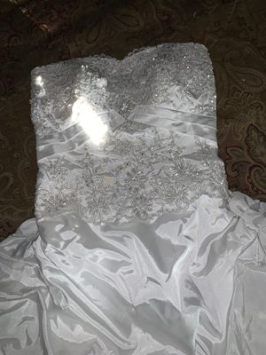 New And Used Wedding Dress For Sale In San Bernardino Ca Offerup