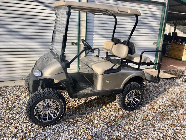 2017 ezgo golf cart