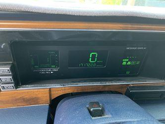 1994 Lincoln Continental Thumbnail