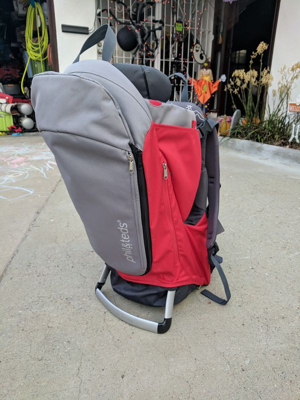 759463164cf Phil and Teds Escape Backpack Carrier for Sale in San Diego