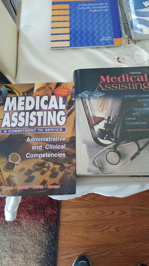 Medical assisting books for Sale in Essex, MD