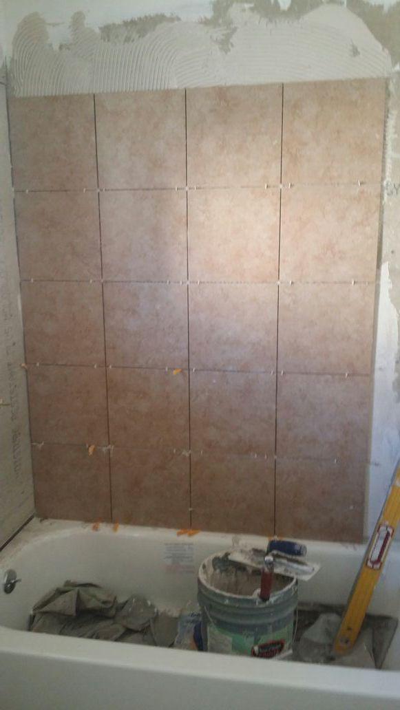 Trabajos de tile