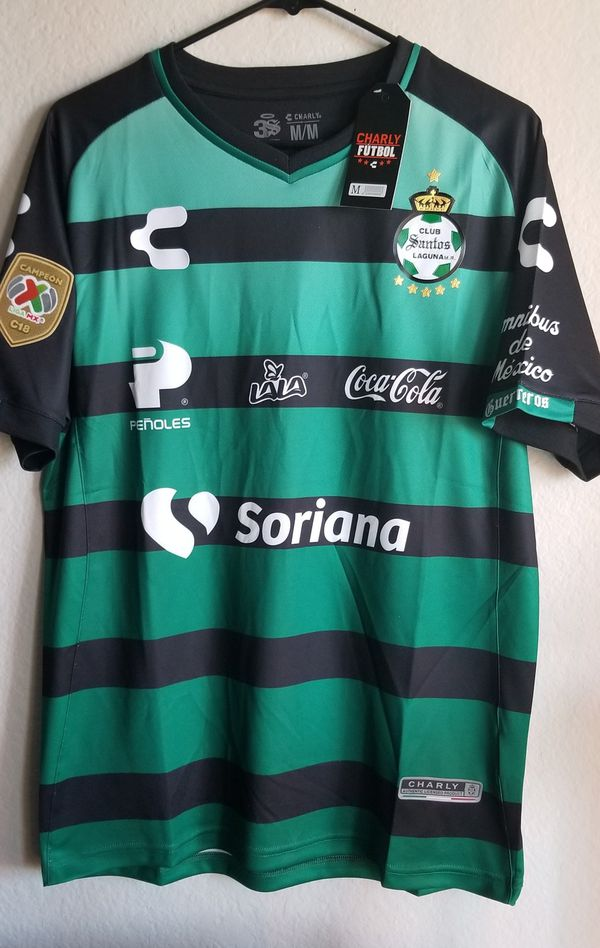 07ffc9003 Charly Mens 18 19 santos away Jersey ORIGINAL for Sale in Phoenix ...