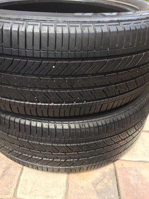 245 50 20 goodyear eagle pair of 2 tires for Sale in Manassas, VA