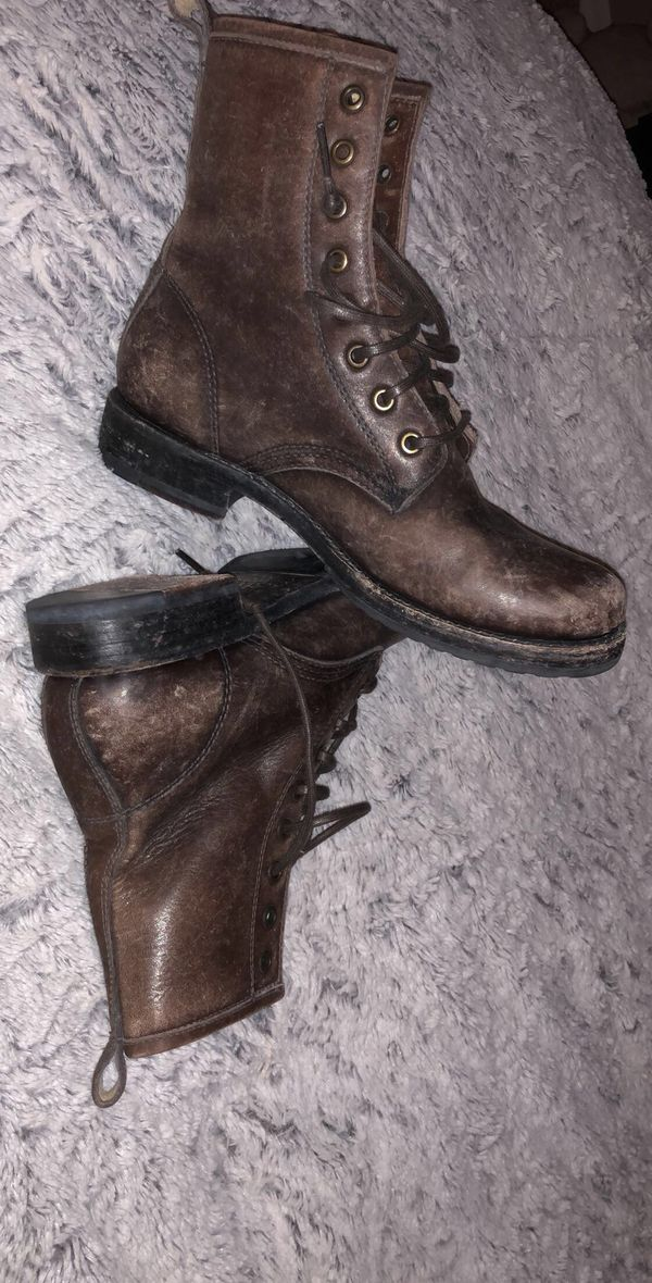 b7415deca Frye Veronica Combat Boot for Sale in West Palm Beach, FL - OfferUp