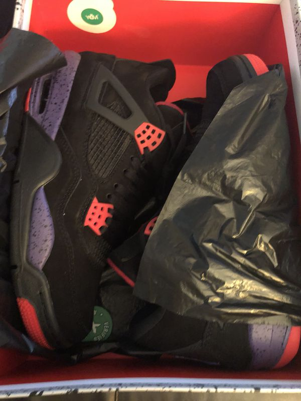 000b9261f37 Air Jordan 4 Raptors for Sale in Painesville, OH - OfferUp