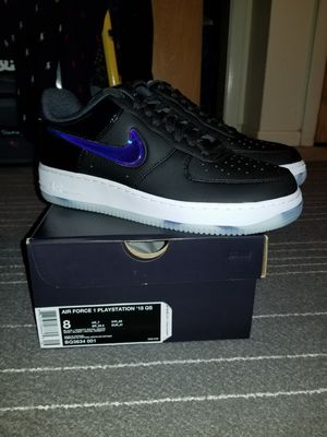 248556fa4ed Playstation Air Force 1 Low E3 Exclusive for Sale in Skokie