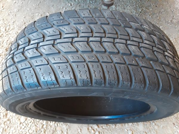 1 205 55 16 Arizonian Used Tire With Good Thread Left Auto Parts