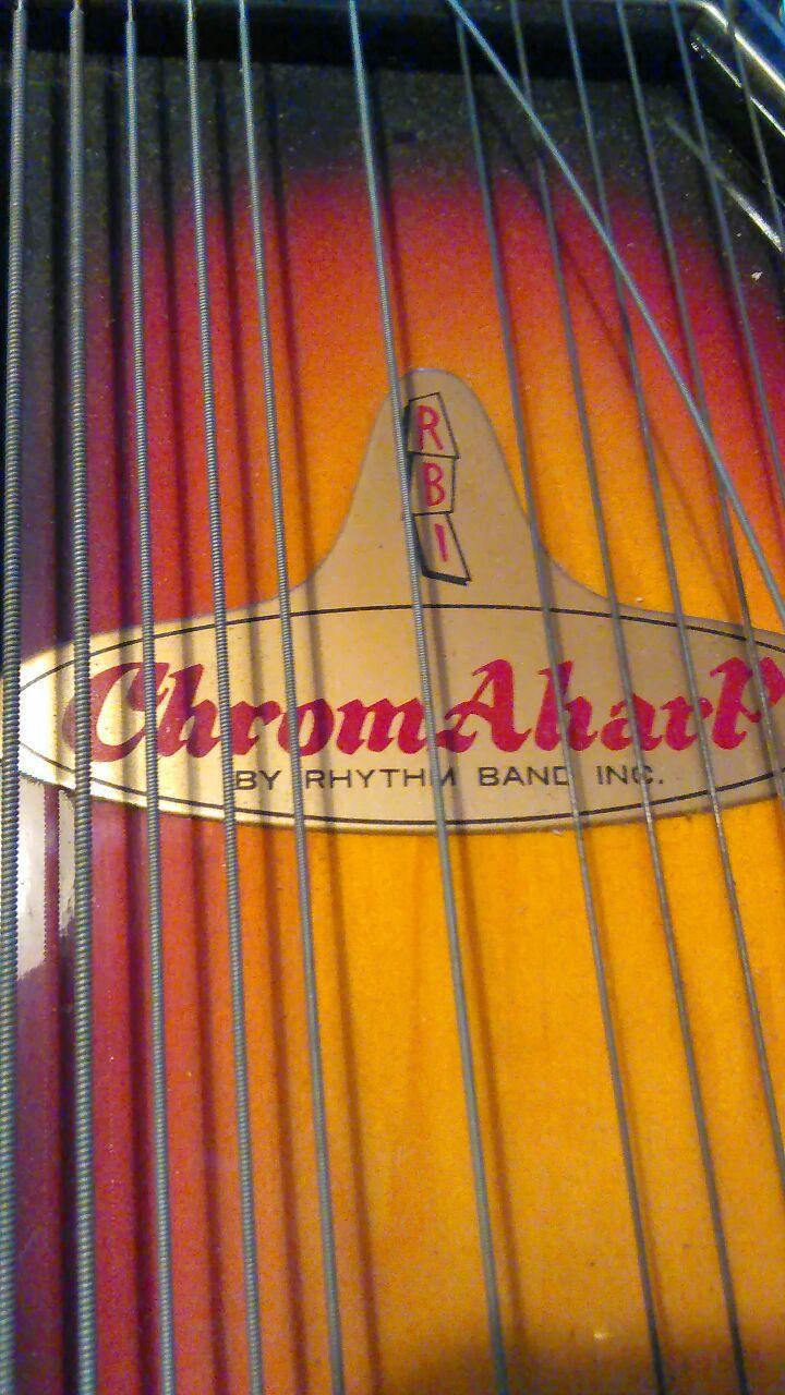 ChromAharp Autoharp