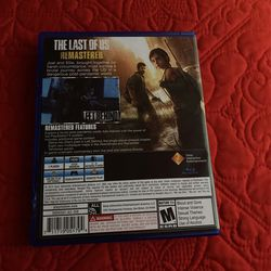 The Last Of Us Remastered Ps4 Thumbnail