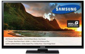 Samsung 51 plasma flat tv for Sale in Boston, MA