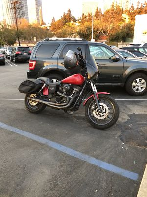 2001 Harley Dyna FXDX for Sale in Santa Monica, CA