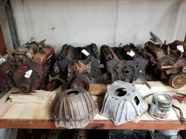 Small block chevy parts and engines for Sale in Pickens, SC - OfferUp