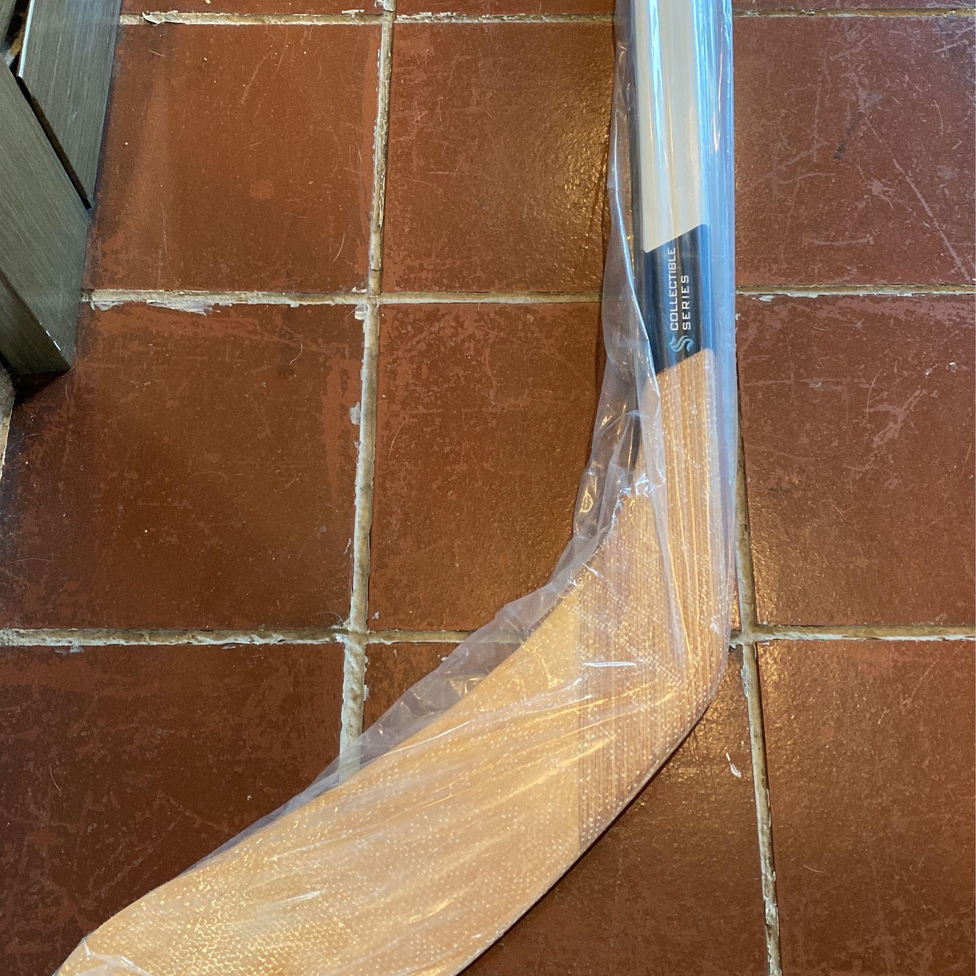 Kraken Inaugural Season Hockey stick