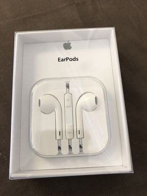 Used, Apple EarPods . for sale  Tulsa, OK
