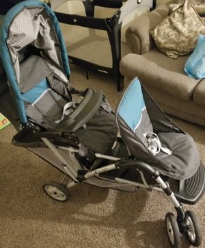 New And Used Double Stroller For Sale In Hutchinson Ks Offerup