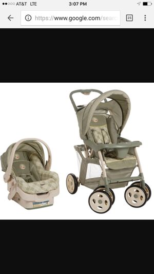 Infant car seat and stroller for Sale in Ellicott City, MD