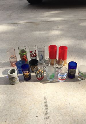 Shot glass collection for Sale in Henderson, NV