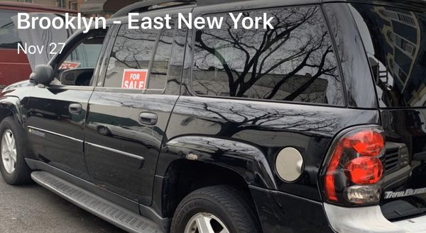 Chevy trail blazer 2003 for Sale in Brooklyn, NY - OfferUp