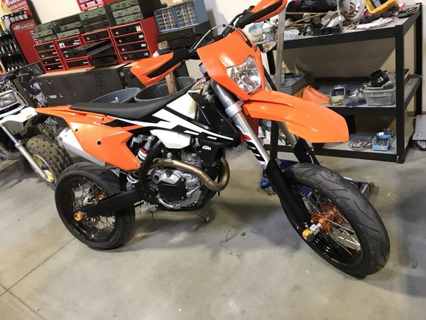 Ktm Motorcycles For Sale Fresno Ca >> 2017 KTM 500 EXC-F Supermoto for Sale in Fresno, CA - OfferUp