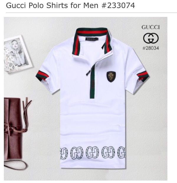 48291fd18 New and Used Gucci shirt for Sale in Palmetto Bay, FL - OfferUp