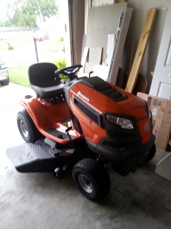 Husqvarna Riding Lawn Mower For Sale In Clearwater Fl