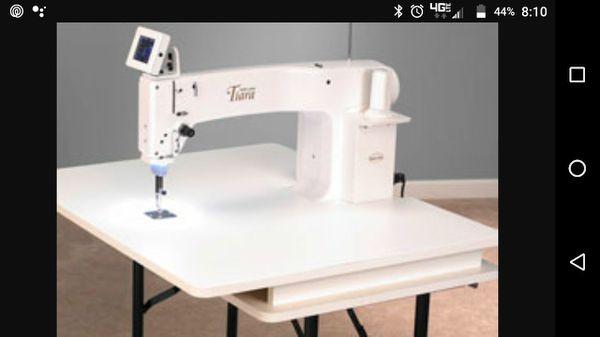 Baby Lock Tiara Quilting Machine For Sale In Santee CA OfferUp Simple Baby Lock Tiara Sewing Machine