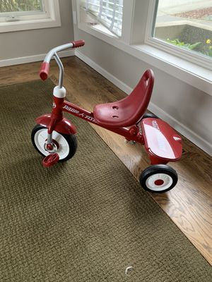 Photo Radio Flyer Trike/Tricycle