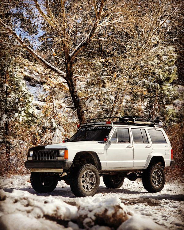 Jeep Cherokee Xj For Sale California: 1990 Jeep Cherokee XJ 4x4 2.5 4cyl For Sale In Fontana, CA