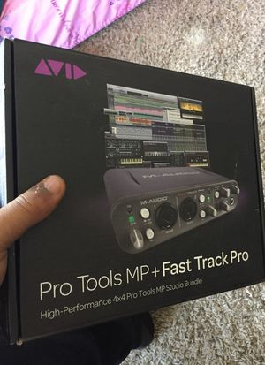 Pro-Tools 9.. Bundle Edition. for Sale in Baltimore, MD
