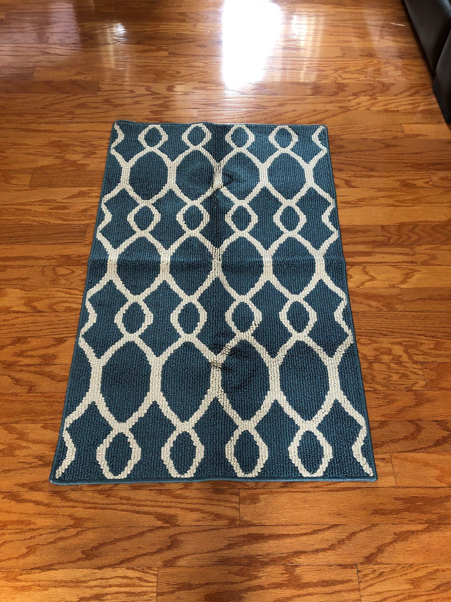 Area carpet