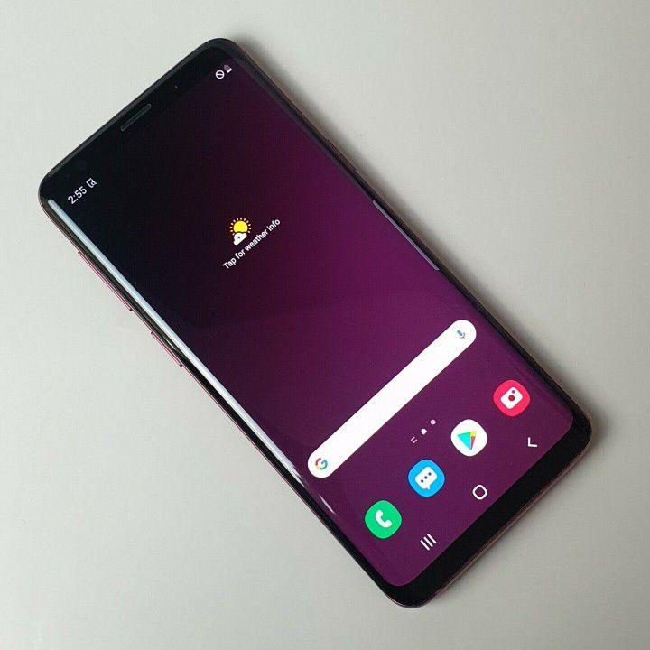Unlocked Samsung Galaxy S9