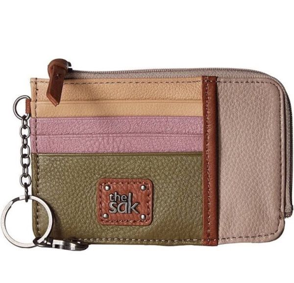 403c72511712 The Sak Iris Leather Card Wallet