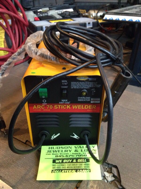 Northern Industrial arc 70 stick Welder (Tools & Machinery) in Nyack ...