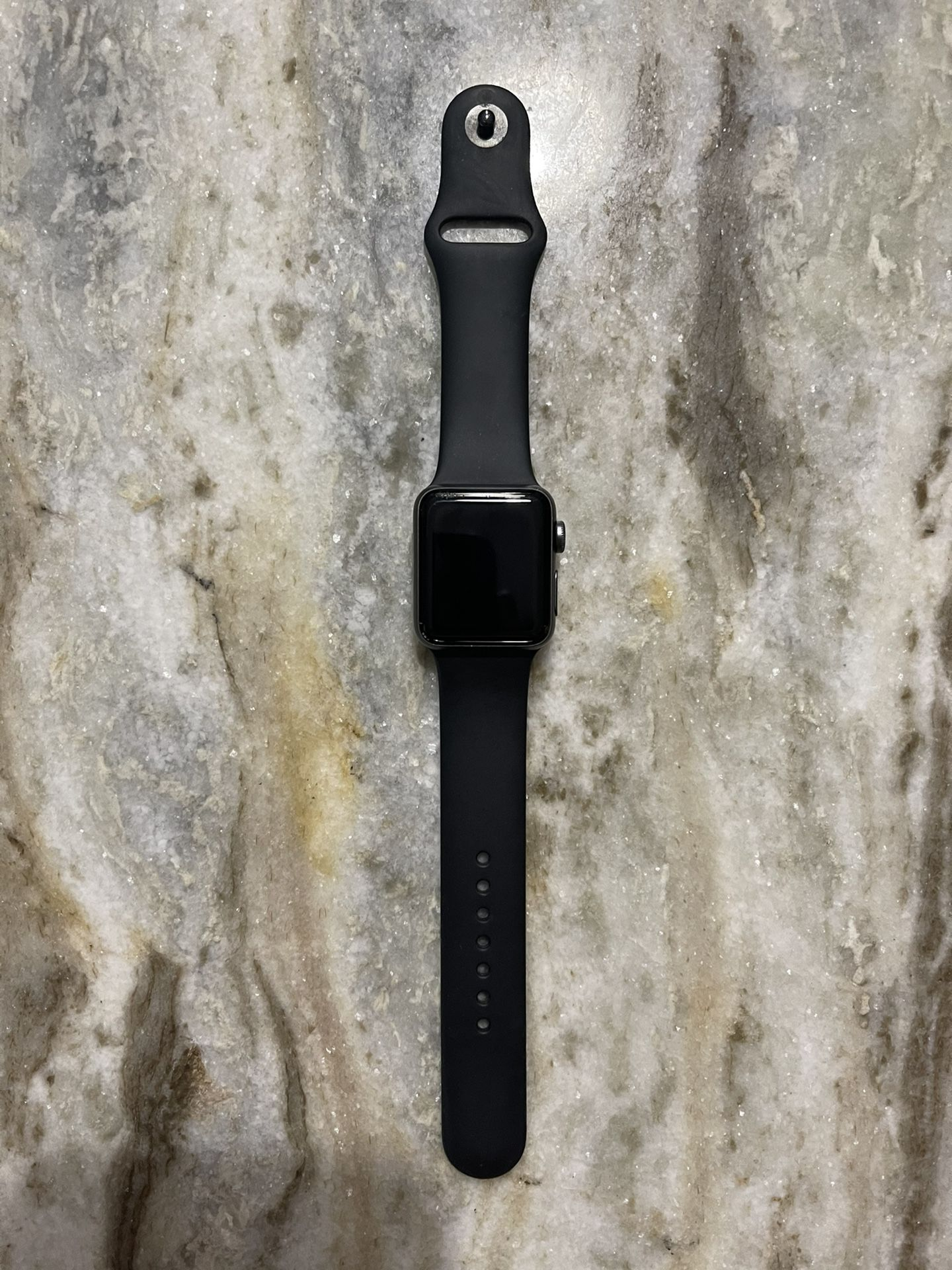 Apple Watch Series 3 Space Gray (black)