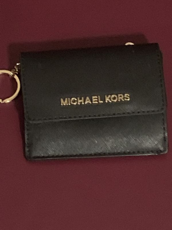 c5d5d13a0dbc2d Black Authentic MK keychain wallet for Sale in Winder, GA - OfferUp