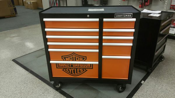 Craftsman Harley Davidson Tool Box For Sale In San Bernardino Ca